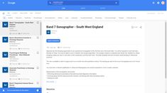 Great to see our www.recruitersites.co.uk platform being indexed by #googleforjobs correctly - as expected. Interested to see how this impacts #recruitment  #technology #websites #jobboards