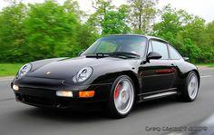 Perfect black Porsche Carrera 4S. #everyday993 #Porsche