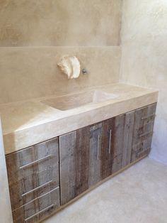 €43 per m2 | Mozaïek-mattenset terracotta | Bonaire | BADKAMER ...