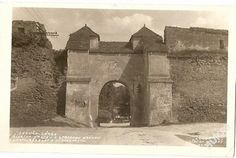 0/ Levoča, hrad by, hradná brána,reklama BAŤA 1930 (5759159012) - Aukro - největší obchodní portál