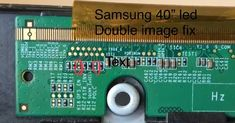 Android fixcell : Samsung led tv double image open fix this problem Samsung Picture, Electronic Circuit Projects, Electronics Projects, Sony Led Tv, Double Image, Lcd Television, Tv Panel, Lg Tvs, Electronic Schematics