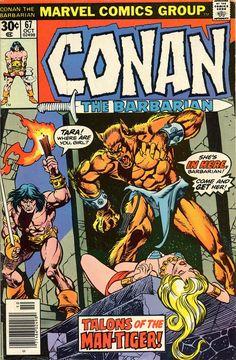 Conan the Barbarian 67