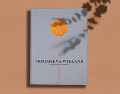 MOMMSEN & WIELAND – History and New BeginningsMommsen & Wieland is situated in the heart of Charlottenburg, Germany. Graphic Design Projects, Behance, New Beginnings, New Work, History, Creative, Illustration, Gallery, Historia