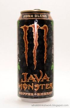 Java Monster Coffee Energy Drink, Kona Blend, Cans (Pack of *** Visit the image link for more details. Monster Flavors, Bebidas Energéticas Monster, Strawberry Detox Water, Detox Juice Cleanse, Detox Drinks, Supreme Iphone Wallpaper, Drink Bucket, Monster Pictures, Monster Crafts
