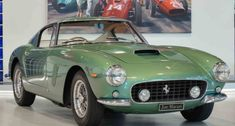1962 Ferrari 250 - SWB