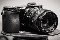 Sony A6000 and Minolta MC 50mm f/1.4 Rokkor-X Lens