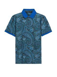 ETRO Polo Shirt   ETRO Men's AW 14-15   142U1218454850200