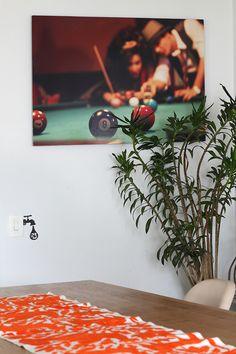 Detalhe Sala de Jantar - Cali  Paisagismo