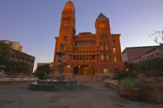 Bexar County Courthouse in San Antonio