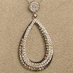 Champagne Diamond Pendant. $750