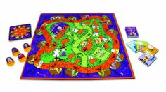 Amazon.com: Great Pumpkin Charlie Brown Board Game: Toys & Games