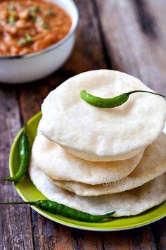 Batura Recipe - How to Make Chana Bhatura Recipe - Step by Step
