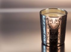 Maison Secret d'Alchimie Paris, collection Envol, fragrance Alfénide. Crédit photo Gaël Le Bihan Fragrance, Shot Glass, Tableware, Collection, Home Scents, Vanilla, Objects, Home, Dinnerware