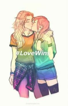 gay girls true love cute lesbian couple relationship romantic romance lgbt lgbtq kisses cuddles (How To Make Friends As A Teenager) Cute Lesbian Couples, Lesbian Art, Lesbian Pride, Lesbian Love, Gay Art, Anime Couples, Lesbian Humor, Lesbian Quotes, Lgbt Community