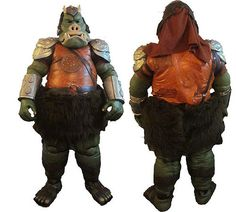 Gamorrean Guard costume reference from the 501st Legion