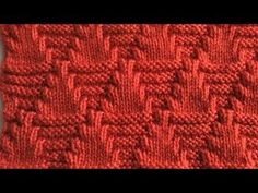 Easy and beautiful Knitting design for all. Baby Knitting Patterns, Knitting Stiches, Cable Knitting, Knitting Videos, Knitting Charts, Easy Knitting, Knitting Designs, Stitch Patterns, Youtube Model