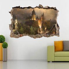 Hogwarts Harry Potter zertrümmerte Mauer Wählen Sie gewünschte Größe - Sie können wählen zwischen 5 verschiedenen Größen: 1. MINI: 42 x 28 cm (16,5 x 11 inch) 2. regelmäßige: 63 x 42 cm (25 x16.5 Zoll) 3. groß: 90 x 60 cm (35,5 x23.5 Zoll) 4. riesige: 125 x 84 cm (49 x 33 inch) 5. Riese: 165 x 100 cm (65 x39.5 Zoll) Anwenden von Wandtattoo ist nie einfacher gewesen - nur schälen & Stick! Alle unsere Aufkleber werden gedruckt auf eine sehr hohe Klasse VINYL, um sicherzustellen, dass Ihre W...