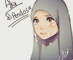 Terbaru 30 Foto Kartun Wanita Berhijab Menangis Gambar Kata Sedih Muslimah Cikimm Com Download Story Wa Animasi Cewek Berjilbab Gambar Anime Gambar Kartun