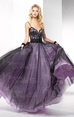 2014 Black Tulle Ball Gown Sweetheart Floor Length Prom Dress