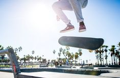 Skateboarder in action by Cristian Negroni on New Image, Skateboard, Action, Sports, People, Summer, Travel, Graphic Wall, Sky