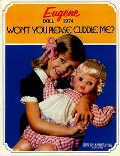 Eugene Doll 1974 Catalog by NewEnglandYesterdays