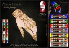Darshana Hand Jewelry for SLINK CASUAL HAND | Flickr - Photo Sharing!