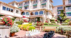 HOTEL|アメリカ・カーメルのホテル>モントレーベイ水族館からわずか8km>ラ プラヤ カーメル(La Playa Carmel)