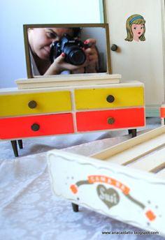 Coleção Mini Móveis Boneca Susi