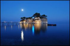 Agios Sostis, beautiful Zakynthos Greece ❤️