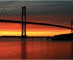 mt. hope bridge - portsmouth, ri
