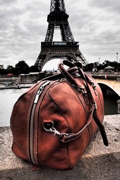 Floto Parma Leather Duffle Bag: Year 5 - #theolderthebetter