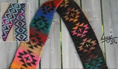 Lucy Neatby--Doubly Delicious Scarf