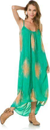Tiare Hawaii Rio Maxi Dress #maxidress #beachdress http://www.swell.com/Womens-Apparel-New-Products/TIARE-HAWAII-RIO-MAXI-DRESS?cs=MU