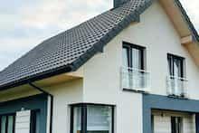 Dom w orliczkach (P) Outdoor Decor, Home Decor, Blue Lounge, Decoration Home, Room Decor, Home Interior Design, Home Decoration, Interior Design