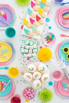 Modern Trolls Party | Oh Happy Day! | Bloglovin':