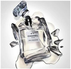 NET-A-PORTER.COM | Edit Magazine #chanel #fragrance ~ a surprise, to see a Chanel bottle broken...