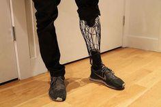 Designer Creates See-Through 3D Printed Prosthetics Made from Titanium - BlazePress