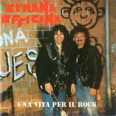 Strana Officina, Una Vita per il Rock, 1994   Recensione canzone per canzone, review track by track. - Rock & Metal In My Blood