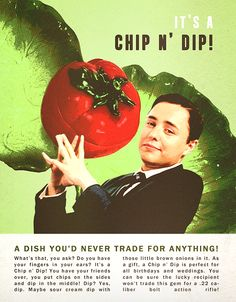 pete campbell for chip n' dip
