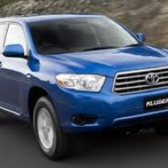 Toyota kluger! Hopefully get to pick it up on Friday!! :)
