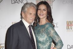 Pin for Later: Relive Nearly 20 Years of Catherine Zeta-Jones and Michael Douglas's Love in the Spotlight September 2015