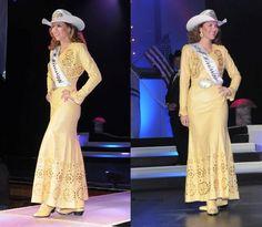 Kelli Jackson, Miss Rodeo America 2010