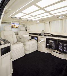 Компания «Klassen - Automobile » осуществляет дооборудование, переделку и тюнинг салонов автомобилей, яхт и самолётов по уровню «Президент».