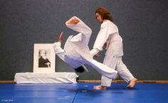 Aikido-Kindertraining in Linz, 07.11.2014 - Kotegaeshi