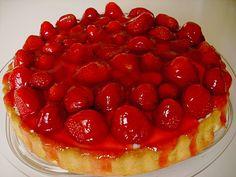 Erfrischender Erdbeerkuchen, ein leckeres Rezept aus der Kategorie Kuchen. Bewertungen: 10. Durchschnitt: Ø 4,0.
