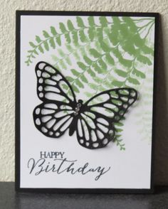 The Butterfly Thinlits are Here! See Inspiration & a Special Gift for You!