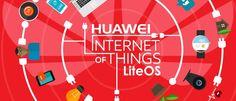 É tendência! Huawei também trabalha em SO para a Internet das Coisas #rabsicodigital #internetdascoisas #ufcquixada #sistemaoperacional