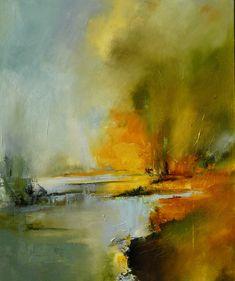 Après la pluie 65 x 54 by Malahicha.deviantart.com on @deviantART