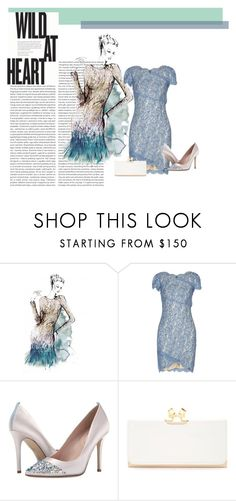 """""""wild at heart"""" by rozns17 on Polyvore featuring Lover, SJP and Ted Baker"""