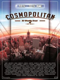BRAND NEW COSMOPOLITAN ROUND IS HERE! \o/ You have two weeks to come on in, browse around and snap them all up before the round changes again on July 1st! Find all info @ http://cosmopolitansl.blogspot.com/2018/06/cosmopolitan-round-246-18th-30th-june.html Or just come @ http://maps.secondlife.com/secondlife/No%20Comment/131/61/22  Enjoy !